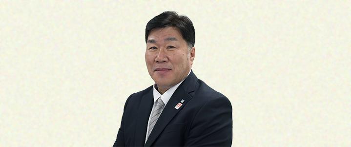間口東海株式会社 取締役社長執行役員 志智 章延